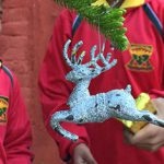 Inter house tree decoration and Carrol Singing competition 2017